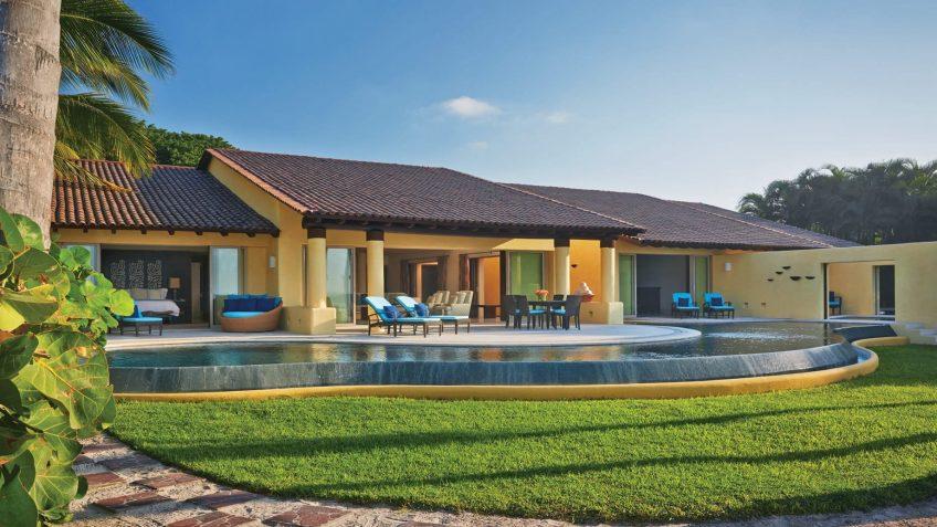 Four Seasons Luxury Resort Punta Mita - Nayarit, Mexico - Coral Beach House