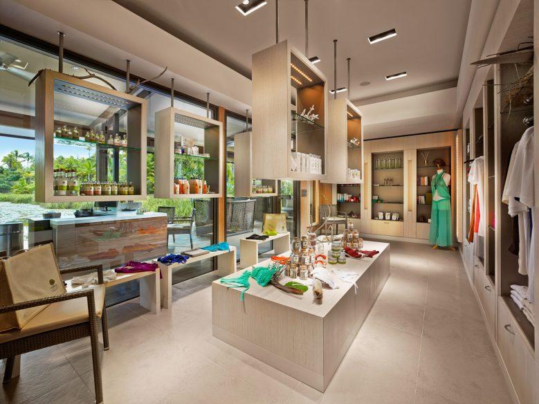 The Brando Luxury Resort - Tetiaroa Private Island, French Polynesia - Spa Retail Store