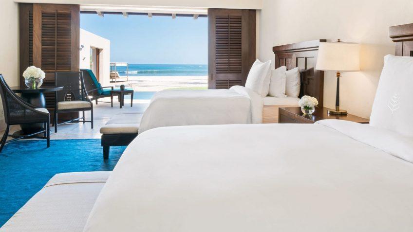 Four Seasons Luxury Resort Punta Mita - Nayarit, Mexico - Coral Beach House Bedroom