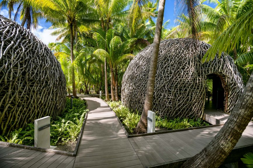The Brando Luxury Resort - Tetiaroa Private Island, French Polynesia - Birdsnest Spa