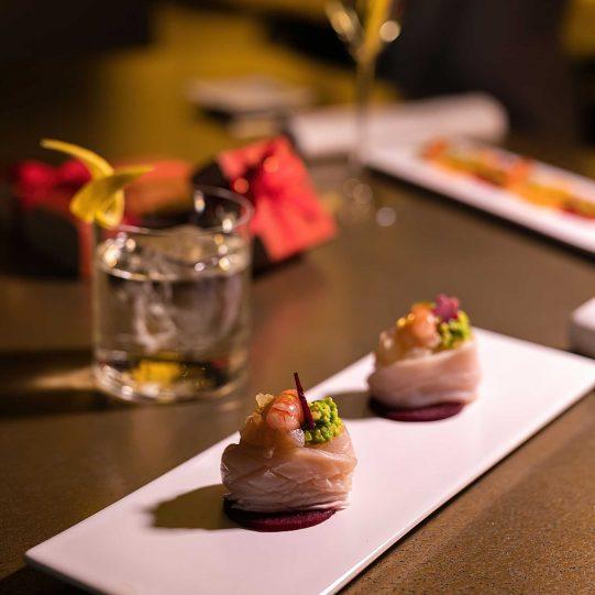 Armani Luxury Hotel Milano - Milan, Italy - Culinary Masterpiece Fine Dining_