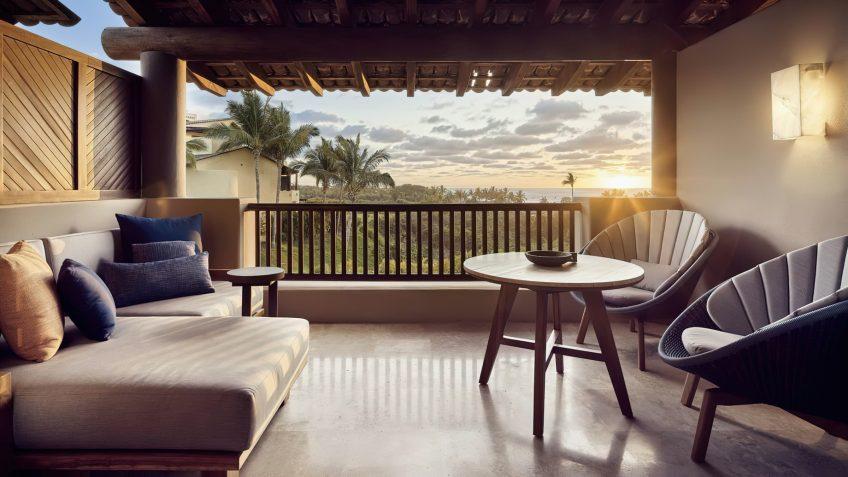Four Seasons Luxury Resort Punta Mita - Nayarit, Mexico - Garden Casita Balcony