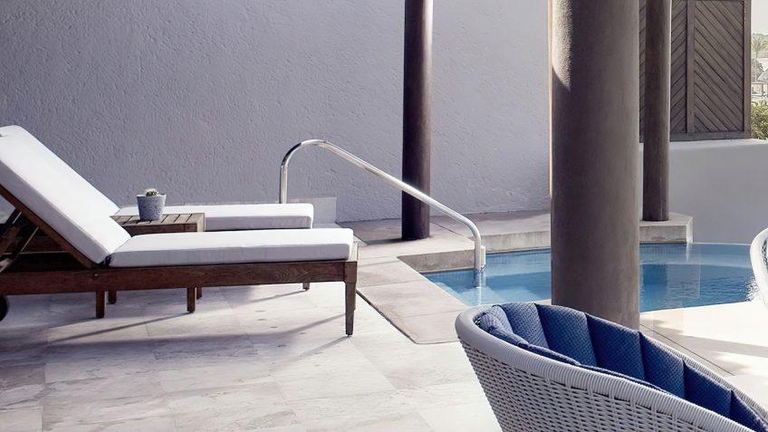 Four Seasons Luxury Resort Punta Mita - Nayarit, Mexico - Garden Plunge Pool Suite Deck