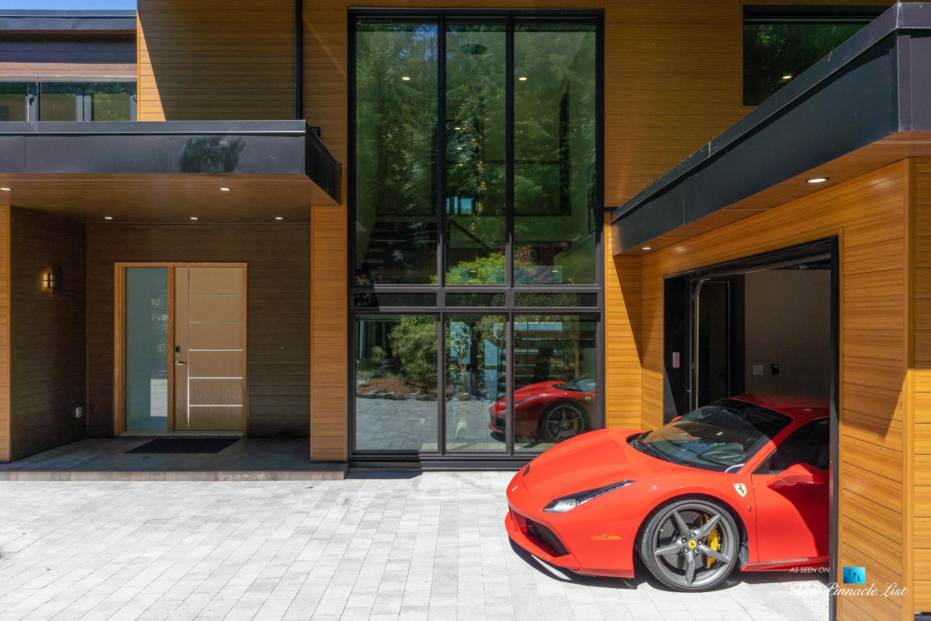 West Coast Luxury Beach House – 3350 Watson Rd, Belcarra, BC, Canada