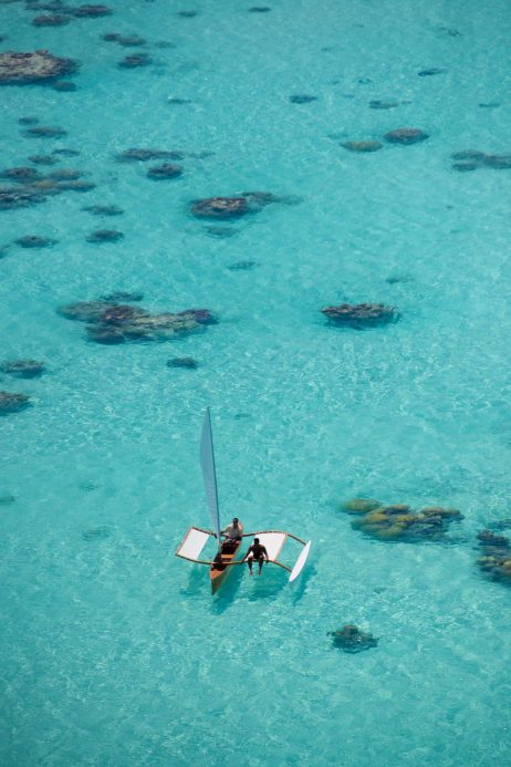 The Brando Luxury Resort - Tetiaroa Private Island, French Polynesia - Tropical Ocean Sailing