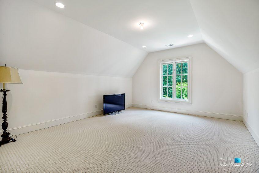 5705 Winterthur Ln, Sandy Springs, GA, USA - Atlanta Luxury Real Estate - Winterthur Estates Home - Bonus Room