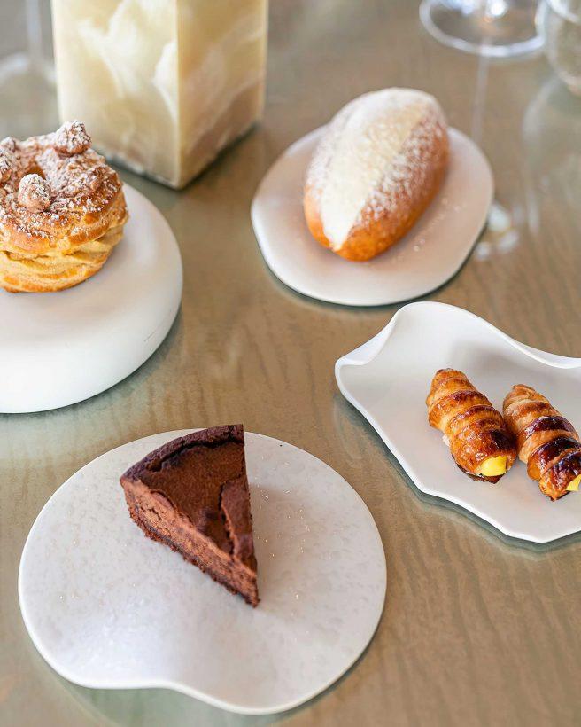 Armani Luxury Hotel Milano - Milan, Italy - Gourmet Delights