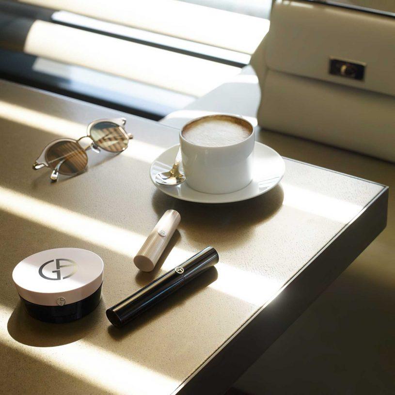 Armani Luxury Hotel Milano - Milan, Italy - Decadent Cappuccino