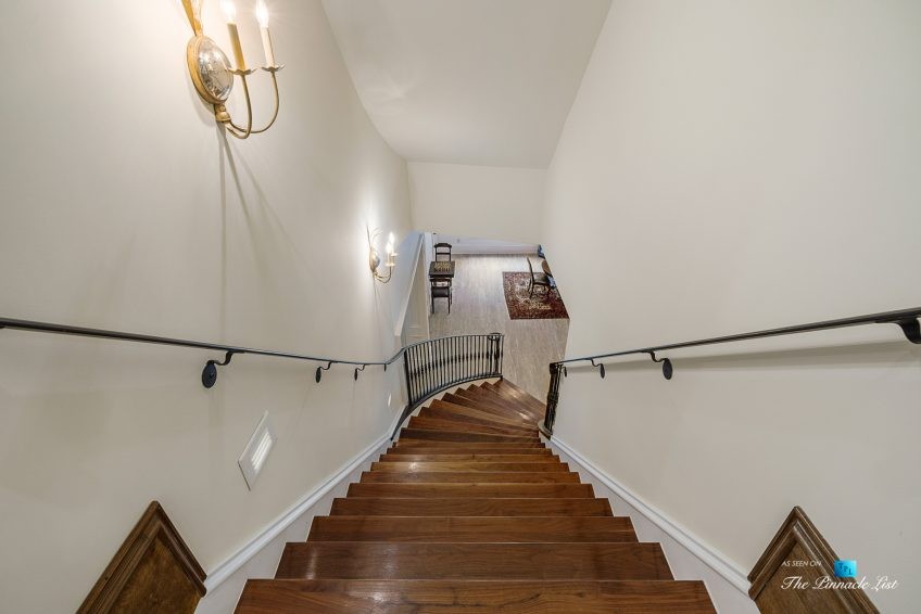 5705 Winterthur Ln, Sandy Springs, GA, USA - Atlanta Luxury Real Estate - Winterthur Estates Home - Stairs