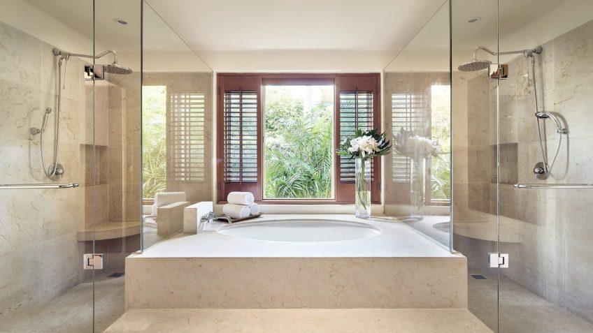 Four Seasons Luxury Resort Punta Mita - Nayarit, Mexico - Invierno Ocean Villa Bathroom