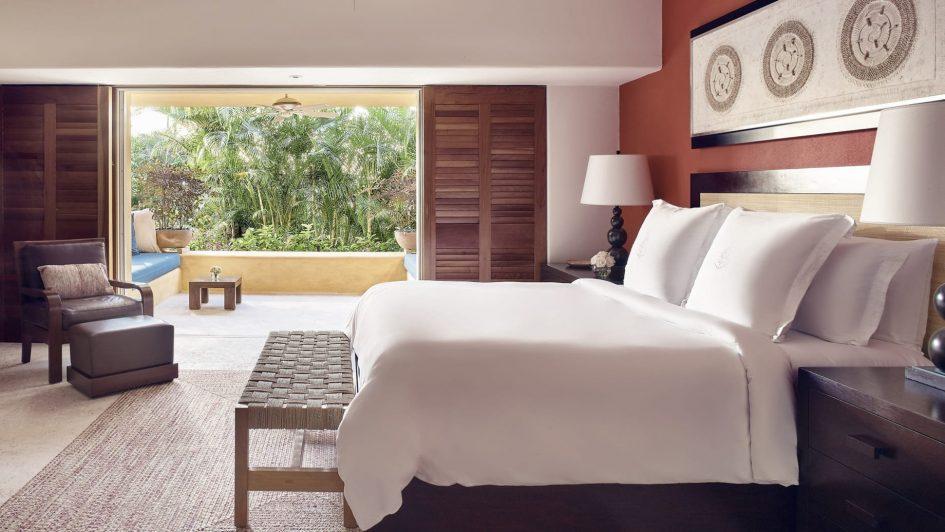 Four Seasons Luxury Resort Punta Mita - Nayarit, Mexico - Invierno Ocean Villa Guest Bedroom