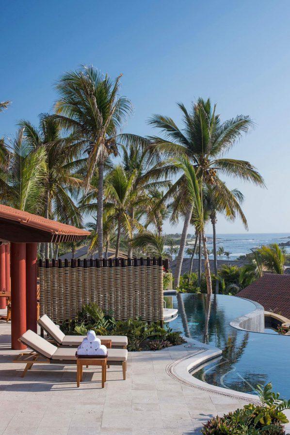 Four Seasons Luxury Resort Punta Mita - Nayarit, Mexico - Luna Ocean Villa Deck Chairs