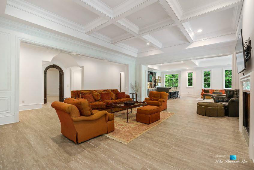 5705 Winterthur Ln, Sandy Springs, GA, USA - Atlanta Luxury Real Estate - Winterthur Estates Home - Recreation Room