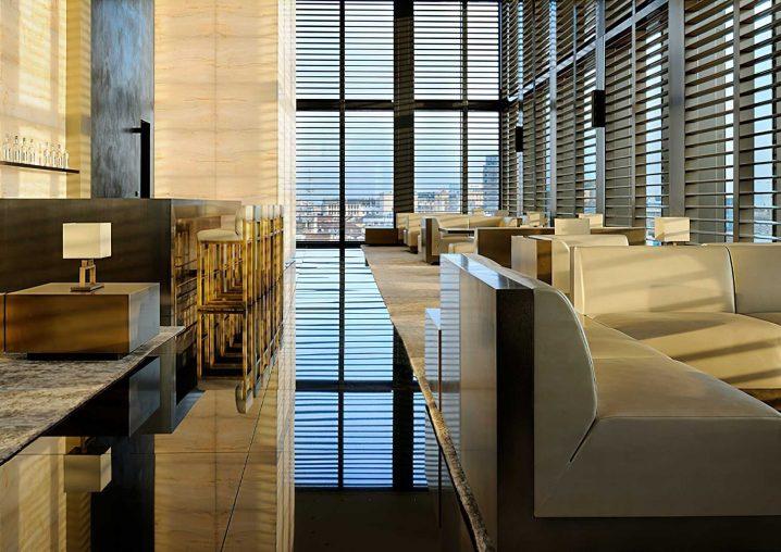Armani Luxury Hotel Milano - Milan, Italy - Armani Bamboo Bar