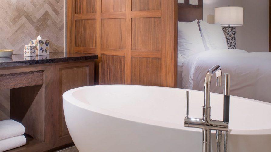 Four Seasons Luxury Resort Punta Mita - Nayarit, Mexico - Luna Ocean Villa Bathroom Tub