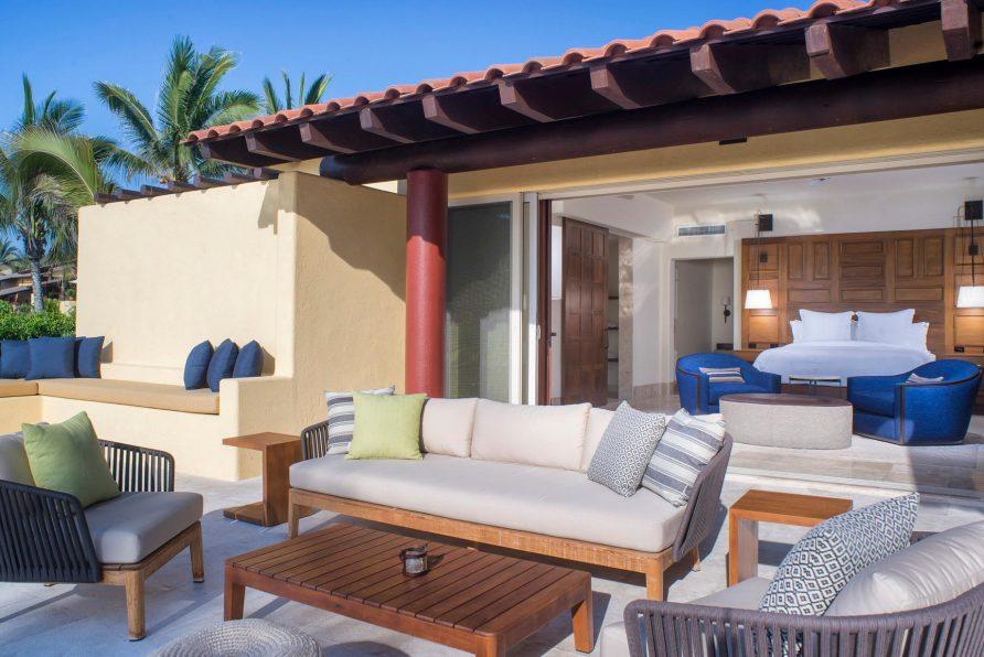 Four Seasons Luxury Resort Punta Mita - Nayarit, Mexico - Luna Ocean Villa Exterior Deck