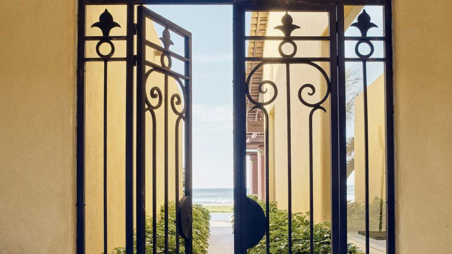 Four Seasons Luxury Resort Punta Mita - Nayarit, Mexico - Marea Beach House Gate