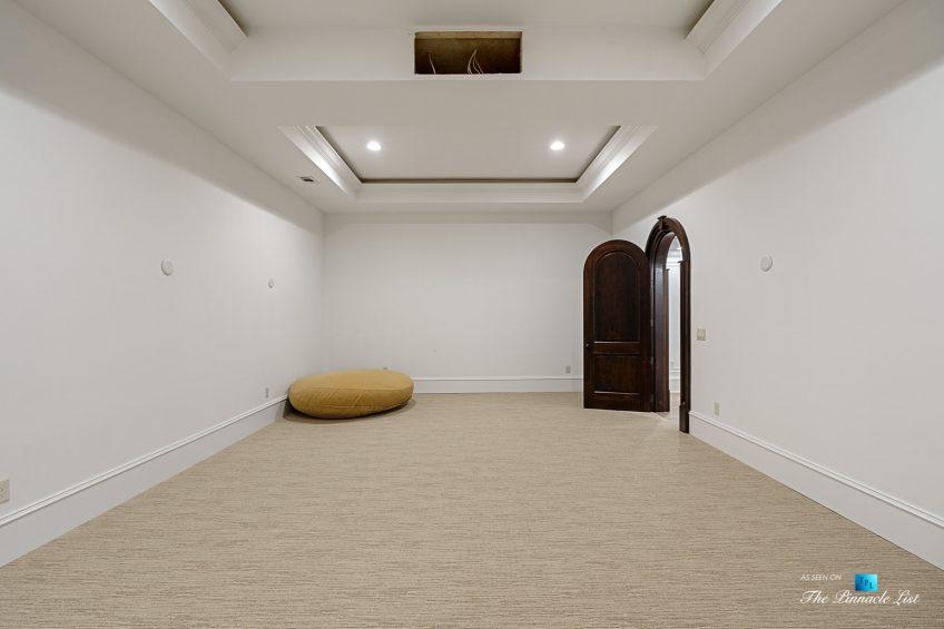 5705 Winterthur Ln, Sandy Springs, GA, USA - Atlanta Luxury Real Estate - Winterthur Estates Home - Theatre Room