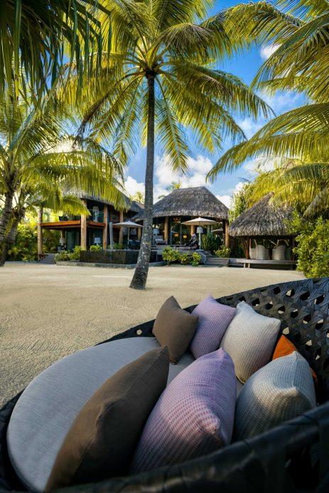 The Brando Luxury Resort - Tetiaroa Private Island, French Polynesia - 2 Bedroom Beachfront Villa Exterior
