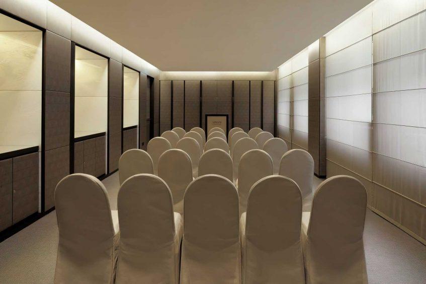 Armani Luxury Hotel Milano - Milan, Italy - Armani Business Centre Conference Room