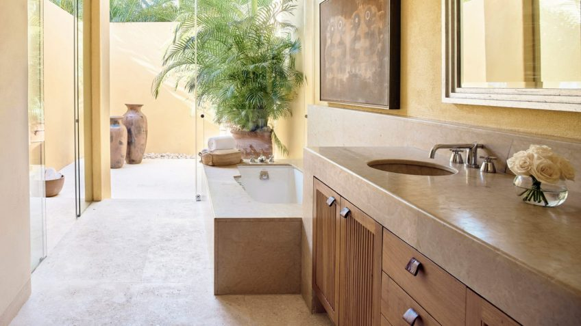 Four Seasons Luxury Resort Punta Mita - Nayarit, Mexico - Marea Beach House Bathroom