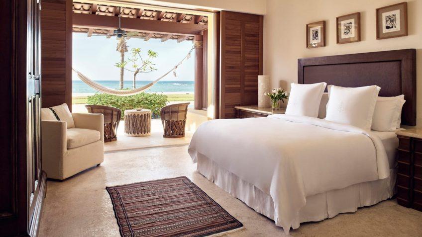 Four Seasons Luxury Resort Punta Mita - Nayarit, Mexico - Marea Beach House Bedroom View