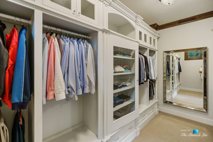 5705 Winterthur Ln, Sandy Springs, GA, USA - Atlanta Luxury Real Estate - Winterthur Estates Home - Walk in Closet