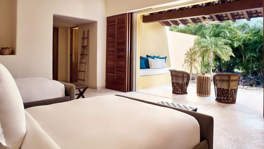 Four Seasons Luxury Resort Punta Mita - Nayarit, Mexico - Marea Beach House Bedroom