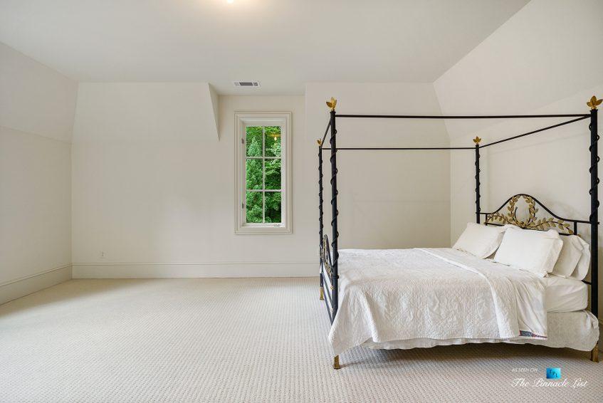 5705 Winterthur Ln, Sandy Springs, GA, USA - Atlanta Luxury Real Estate - Winterthur Estates Home - Bedroom