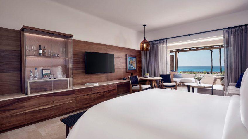 Four Seasons Luxury Resort Punta Mita - Nayarit, Mexico - Ocean Casita Bedroom