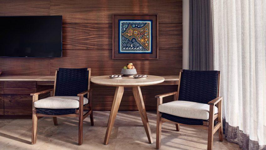 Four Seasons Luxury Resort Punta Mita - Nayarit, Mexico - Ocean Casita Table and Chairs