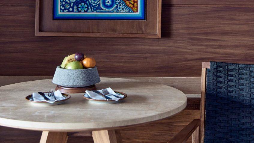 Four Seasons Luxury Resort Punta Mita - Nayarit, Mexico - Ocean Casita Table