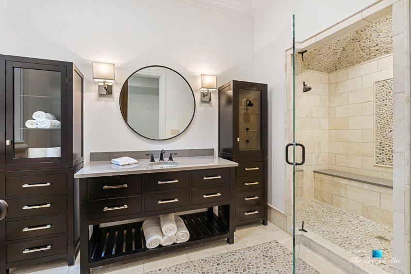 5705 Winterthur Ln, Sandy Springs, GA, USA - Atlanta Luxury Real Estate - Winterthur Estates Home - Spa Bathroom