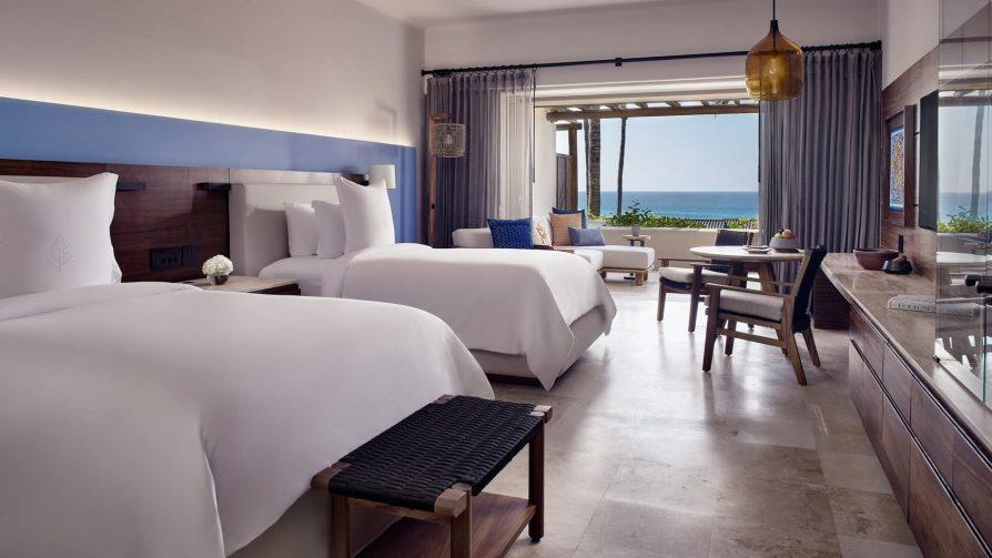 Four Seasons Luxury Resort Punta Mita - Nayarit, Mexico - Ocean Casita Sea View Bedroom