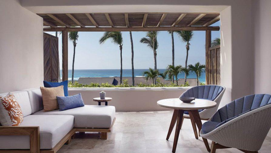 Four Seasons Luxury Resort Punta Mita - Nayarit, Mexico - Ocean Casita Sea View