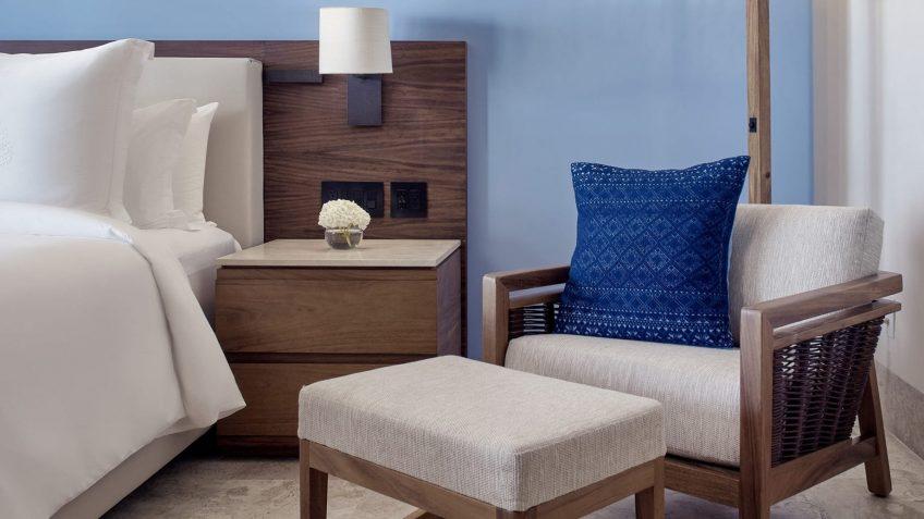 Four Seasons Luxury Resort Punta Mita - Nayarit, Mexico - Ocean Plunge Pool Suite Bedside Chair