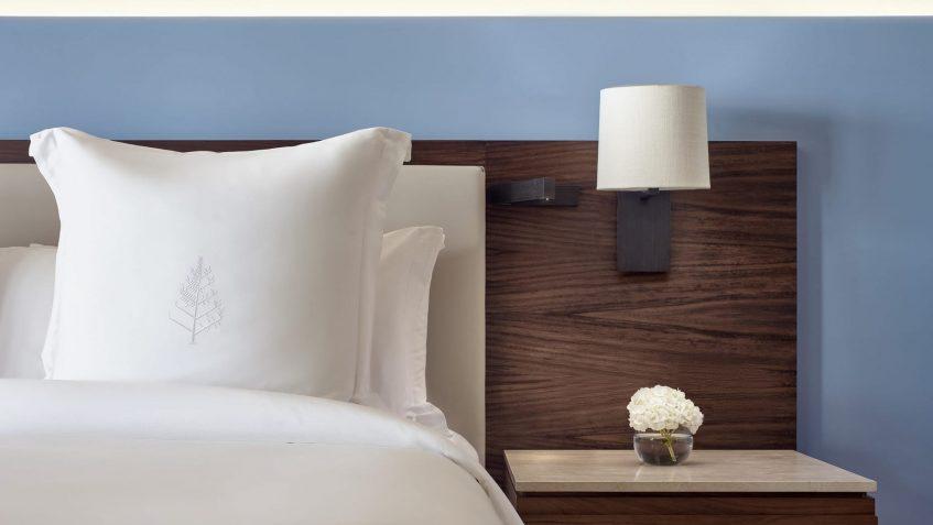 Four Seasons Luxury Resort Punta Mita - Nayarit, Mexico - Ocean Plunge Pool Suite Bed