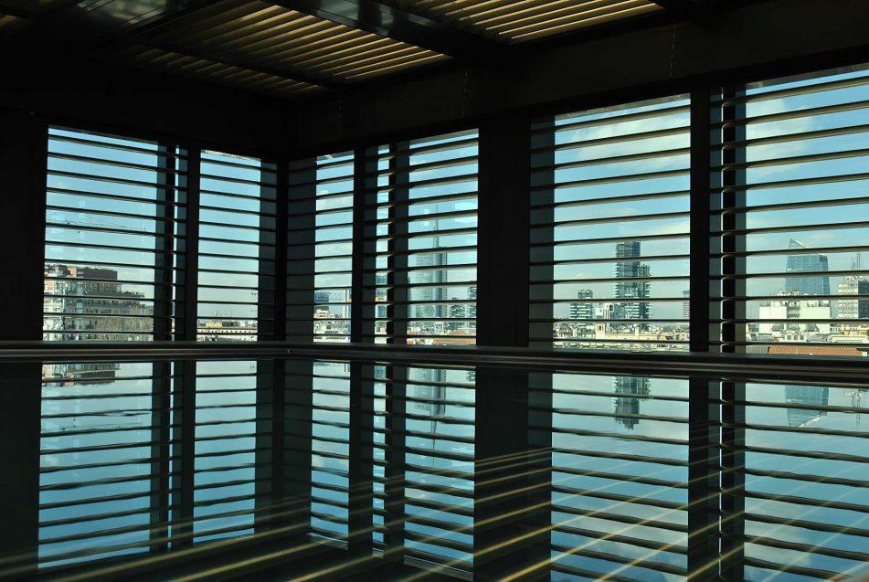 Armani Luxury Hotel Milano - Milan, Italy - Armani SPA Relaxation Pool View