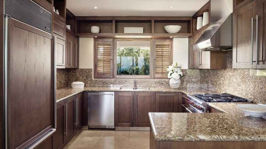 Four Seasons Luxury Resort Punta Mita - Nayarit, Mexico - Ocean Residence Kitchen