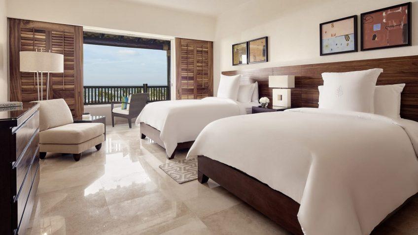 Four Seasons Luxury Resort Punta Mita - Nayarit, Mexico - Ocean View Penthouse Bedroom