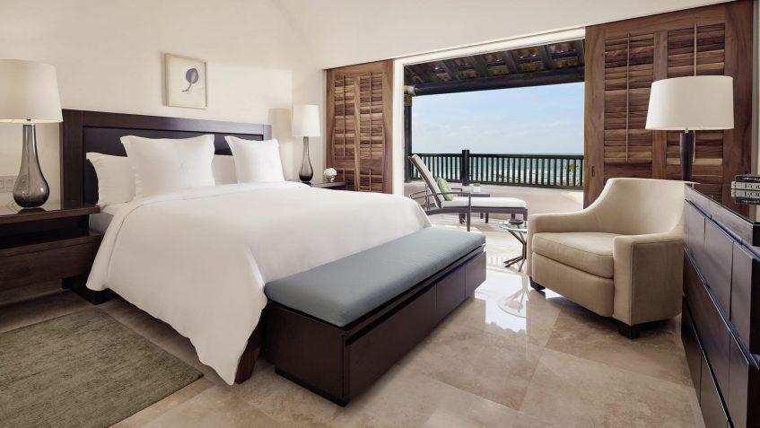 Four Seasons Luxury Resort Punta Mita - Nayarit, Mexico - Ocean View Penthouse Guest Bedroom