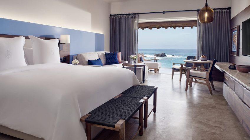 Four Seasons Luxury Resort Punta Mita - Nayarit, Mexico - Oceanfront Casita Bedroom