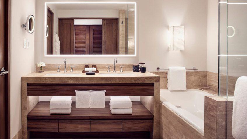 Four Seasons Luxury Resort Punta Mita - Nayarit, Mexico - Oceanfront Casita Bathroom