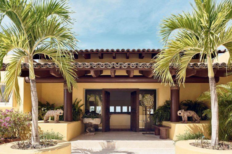 Four Seasons Luxury Resort Punta Mita - Nayarit, Mexico - Otono Ocean View Villa Entrance