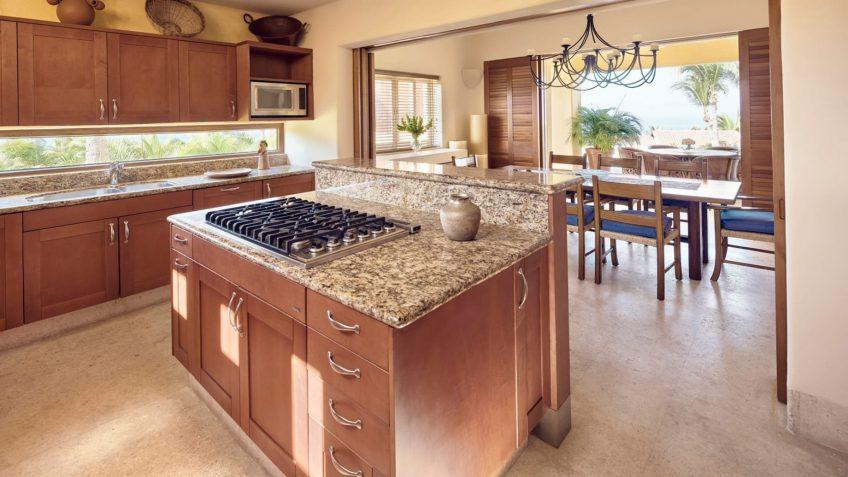 Four Seasons Luxury Resort Punta Mita - Nayarit, Mexico - Otono Ocean View Villa Kitchen