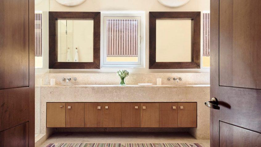 Four Seasons Luxury Resort Punta Mita - Nayarit, Mexico - Otono Ocean View Villa Bathroom Mirror