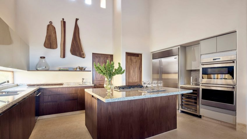 Four Seasons Luxury Resort Punta Mita - Nayarit, Mexico - Primavera Ocean View Villa Kitchen