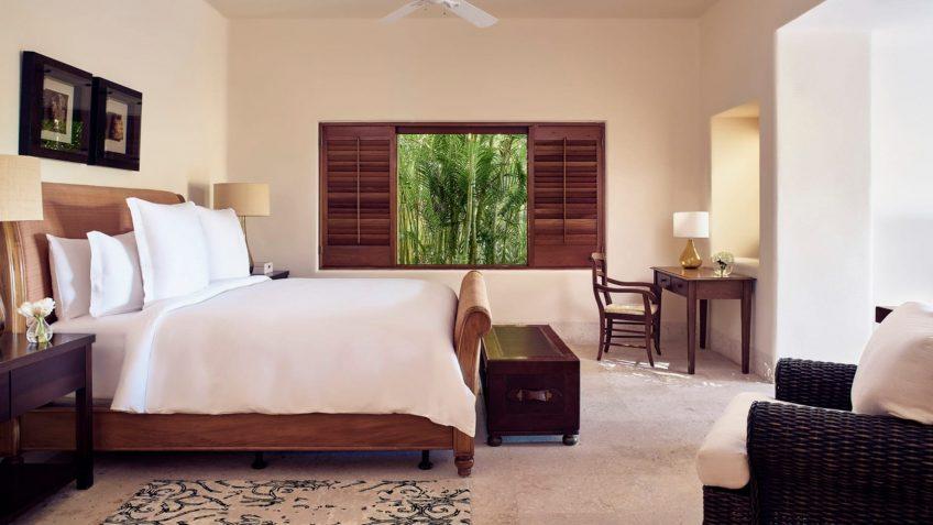 Four Seasons Luxury Resort Punta Mita - Nayarit, Mexico - Primavera Ocean View Villa Guest Bedroom