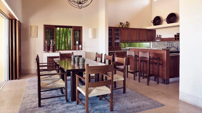 Four Seasons Luxury Resort Punta Mita - Nayarit, Mexico - Primavera Ocean View Villa Living Area