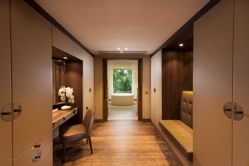 The Brando Luxury Resort - Tetiaroa Private Island, French Polynesia - The Brando Residence Bathroom View